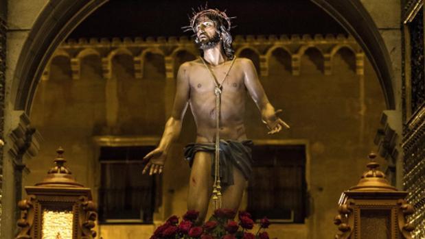 Imagen del Cristo del Perdón de Elche