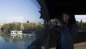 ABC entra en el mirador oculto del parque del Retiro