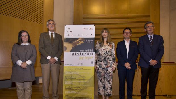 Presentación de la cuarta edición el festival Abvlensis