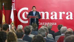 Manuel Teruel, presidente de la Cámara de Comercio de Zaragoza