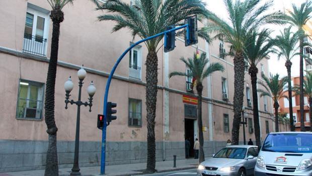 Imagen de archivo de la Comandancia de la Guardia Civil de Alicante