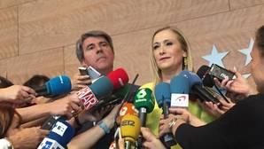 Cifuentes, sobre la detención de González: «Somos los primeros interesados en que se llegue hasta el fondo del asunto»