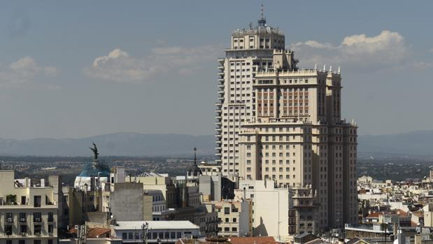 Imagen del Edificio España
