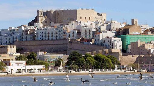 Imagen del Castillo de Peñíscola