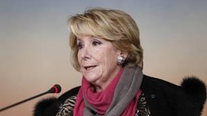 Esperanza Aguirre, en una imagen de archivo
