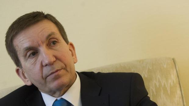 El fiscal Anticorrupción, Manuel Moix