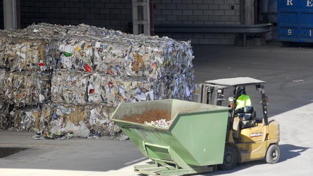 Planta de residuos de Valdemingómez