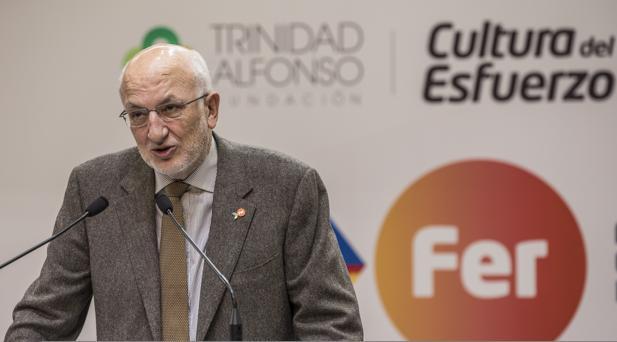 Juan Roig aporta veinte millones de euros al año para potenciar el deporte valenciano