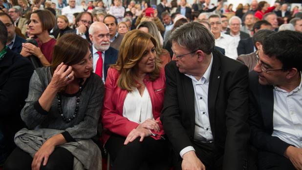 Imagen de Puig y Díaz tomada esta semana en Barcelona