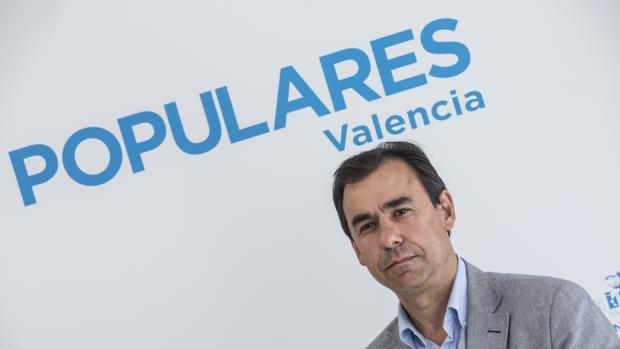 Imagen de archivo de Fernando Martínez-Maillo durante una visita a Valencia
