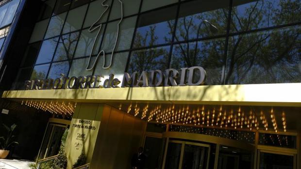 La final del masters de tenis de madrid con hotel de 5 for Listado hoteles 5 estrellas madrid