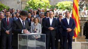 El Govern se compromete a 'celebrar' el referéndum y aplicar sus resultados