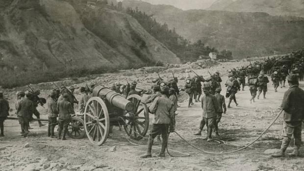 Batalla de la Primera Guerra Mundial