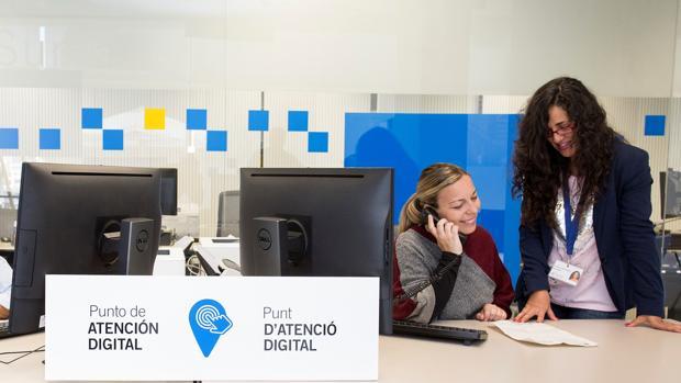 Suma habilita 24 puntos de atenci n digital en sus oficinas for Oficinas de agencia tributaria madrid