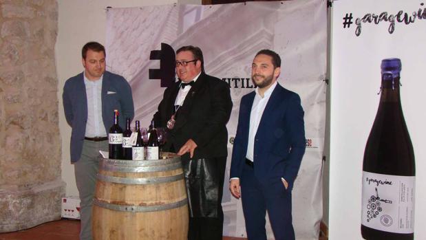 garagewine» presenta sus nuevos vinos en quintanar de la orden