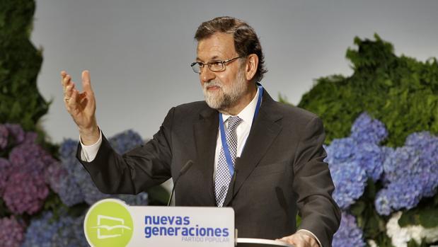 Rajoy, en una fotografía de archivo
