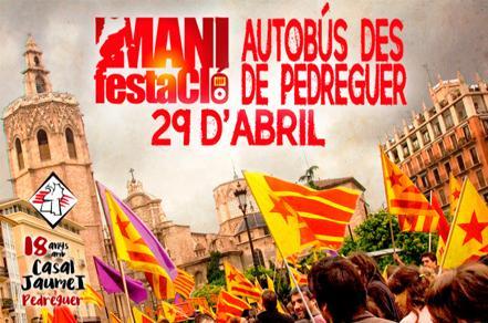 Imagen del cartel difundido por el Ayuntamiento de Pedreguer