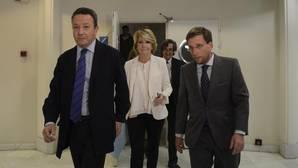 Los ediles del PP elegirán al sucesor de Esperanza Aguirre en Cibeles