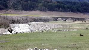 Sequía en la provincia de León