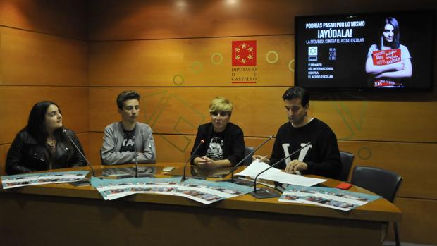 Imagen de la presentación de la iniciativa