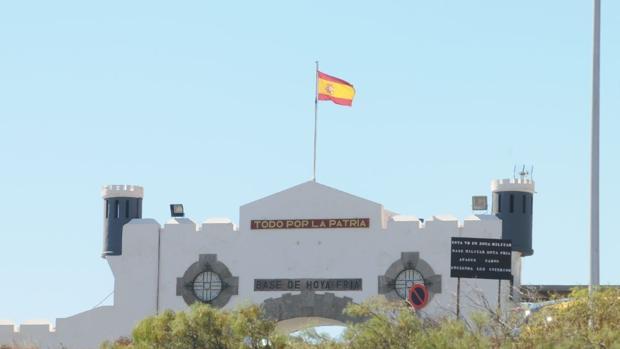 Cuartel de Hoya Fría, Tenerife