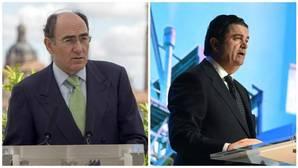 Los presidentes de Iberdrola y Endesa