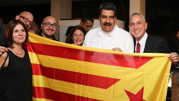 Hemeroteca: El PDeCAT rechaza el apoyo de Nicolás Maduro a la independencia   Autor del artículo: Finanzas.com