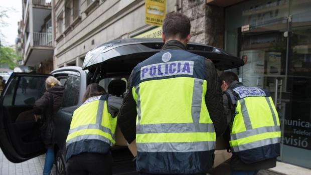 La Policía registró la casa de Jordi Pujol este miércoles