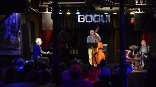 Sesión «jam» con Ignasi Terraza en Bogui Jazz, esta semana
