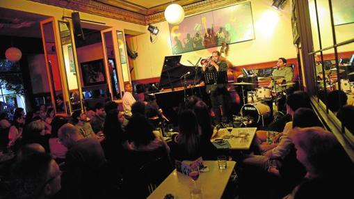 Cuba Latin Jazz Quartet, en el Café Central