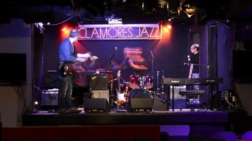 Sala Clamores, en la calle Alburquerque de Madrid