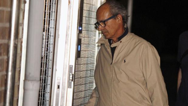 Hemeroteca: Edmundo Rodríguez recurre su ingreso en prisión por el caso Lezo | Autor del artículo: Finanzas.com
