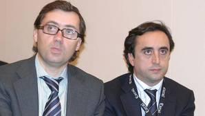 Rafael Delgado y Alberto Esgueva, en una imagen de archivo