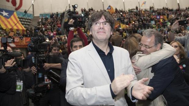Hemeroteca: Puigdemont hará una propuesta al Estado para negociar el referéndum   Autor del artículo: Finanzas.com