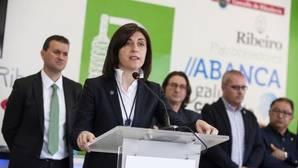 La conselleira de Medio Rural, Ángelez Vázquez