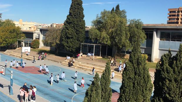 Imagen del colegio Armelar