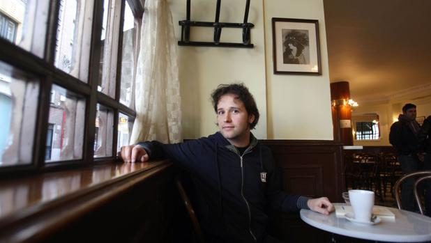 El periodista y escritor Fernando del Val