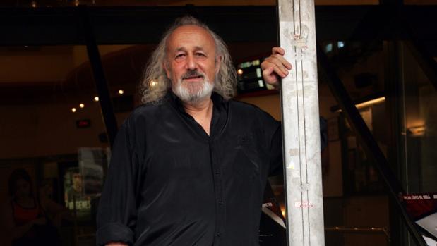 El cineasta Montxo Armendáriz, en una imagen de archivo
