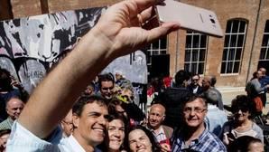 Sánchez, hizo hace dos semanas un mítin en Barcelona que reunió a más de 3.000 personas
