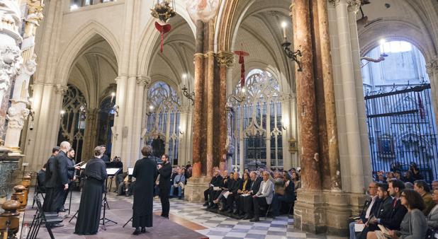 Un contraste en un contexto: la música renacentista de La Grande Chapelle frente al transparente barroco de la catedral