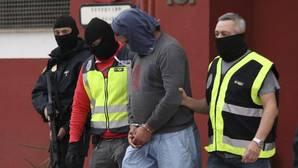 Un acusado de yihadismo, detenido en Ceuta por agentes de la Policía Nacional