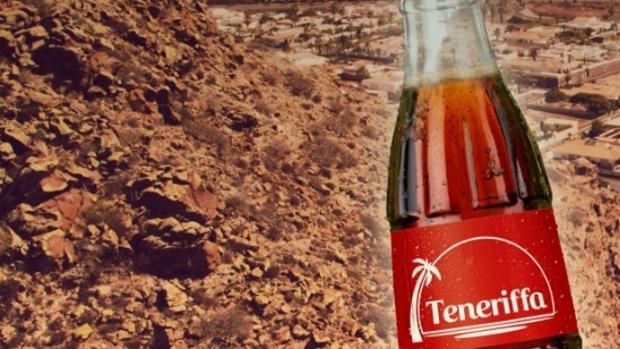 Etiqueta de Coca Cola en Alemania