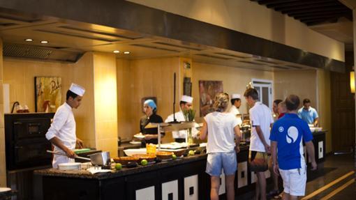 Cinco chapuzas gastronómicas en malos hoteles canarios