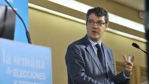 El ministro de Energía, Álvaro Nadal, en una imagen de archivo