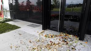 Sortu resta importancia al ataque de sus juventudes a la sede guipuzcoana del PNV