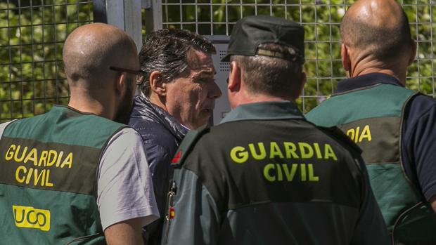 Ignacio González fue detenido por su implicación en el caso Lezo
