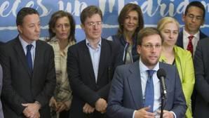 El PP se querellará contra Sánchez Mato, Mayer y Varela por prevaricación y malversación de fondos