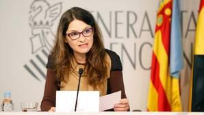 Mónica Oltra tacha de «falso» e «interesado» el conflicto con la educación concertada