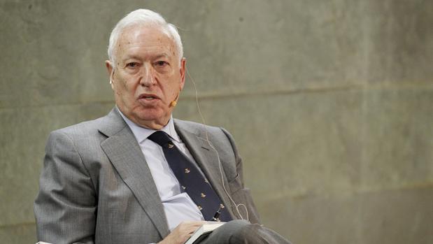 Jose Manuel García Margallo fue ministro de Asuntos Exteriores entre 2011 y 2016