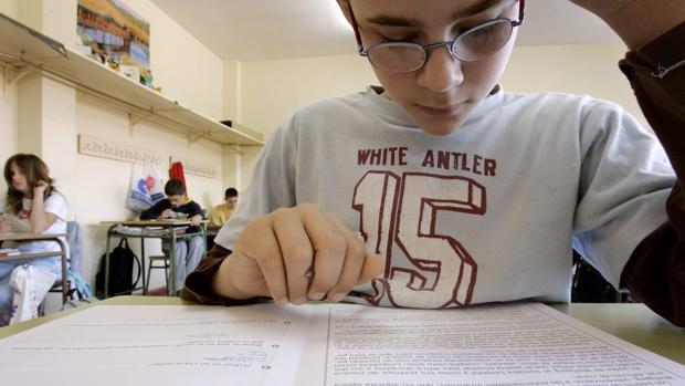 Un total de 89 colegios e institutos de Castilla y león realizarán los exámenes